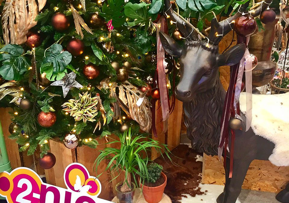 2-nice inspireert met kersttrends 2017 tijdens TREx