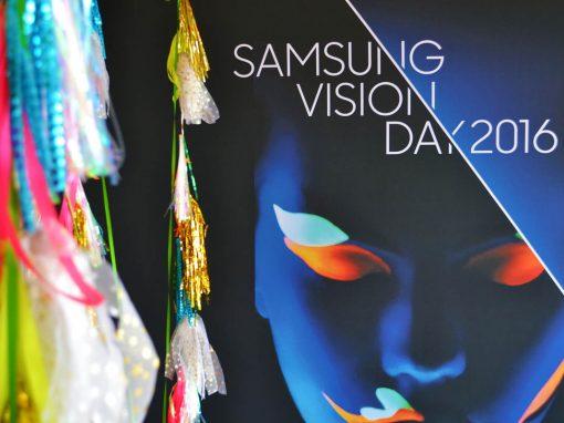 Samsung Vision Day 2016