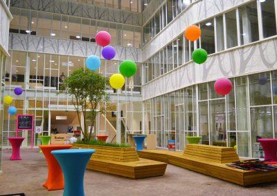 16 - 2-nice - Event - Styling - Evenement - Aankleding - Inrichting - Kerk - Leiden - ID - College - Leiden