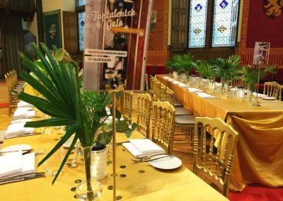 13 Toptalentengala - Spitz - 2-nice - Ridderzaal - Gala - Diner - Event - Evenementen - Styling - Aankleding - Decoratie - Inrichting