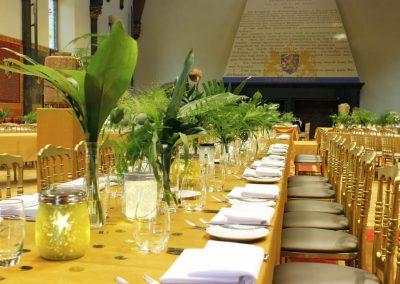3 Toptalentengala - Spitz - 2-nice - Ridderzaal - Gala - Diner - Event - Evenementen - Styling - Aankleding - Decoratie - Inrichting