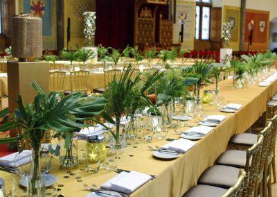 7 Toptalentengala - Spitz - 2-nice - Ridderzaal - Gala - Diner - Event - Evenementen - Styling - Aankleding - Decoratie - Inrichting