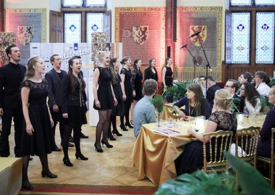 8b Toptalentengala - Spitz - 2-nice - Ridderzaal - Gala - Diner - Event - Evenementen - Styling - Aankleding - Decoratie - Inrichting