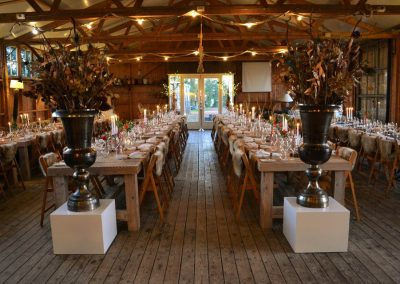 5 Warm Winter Concept - Samenwerking 2-nice - Event Styling Diner