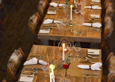 6 Warm Winter Concept - Samenwerking 2-nice - Event Styling Diner
