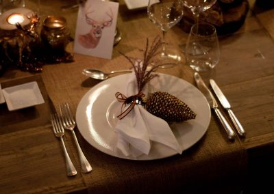 7 Warm Winter Concept - Samenwerking 2-nice - Event Styling Diner