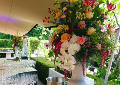 3 - Mercuur's - Catering - Events - 2-nice - Eventstyling - Styling - Tuinfeest - Feestje - Pastel - Zomer Zoet - Tafeldecoratie - Decoratie - Oog voor Detail