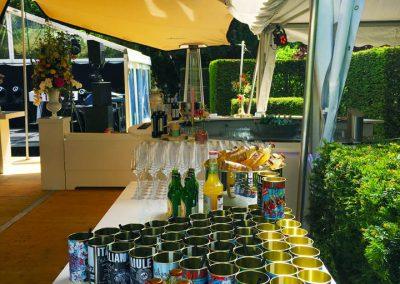 7 - Mercuur's - Catering - Events - 2-nice - Eventstyling - Styling - Tuinfeest - Feestje - Pastel - Zomer Zoet - Tafeldecoratie - Decoratie - Oog voor Detail