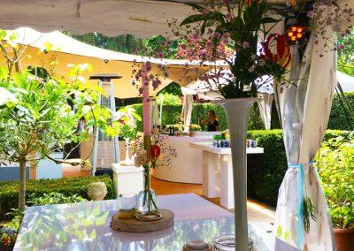 9 - Mercuur's - Catering - Events - 2-nice - Eventstyling - Styling - Tuinfeest - Feestje - Pastel - Zomer Zoet - Tafeldecoratie - Decoratie - Oog voor Detail