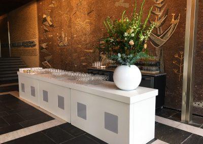 6 Spitz - 2-nice - Opening - Huis der Provincie - Arnhem - Inrichting - Aankleding - Meubilair - Bloemstyling - Concept op maat - Maatwerk - Koning