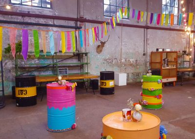 2 Metaal Kathedraal - Utrecht - WVS Congres - Congrestival - 2-nice - Eventstyling - Festival - Parade - Decoratie - Styling