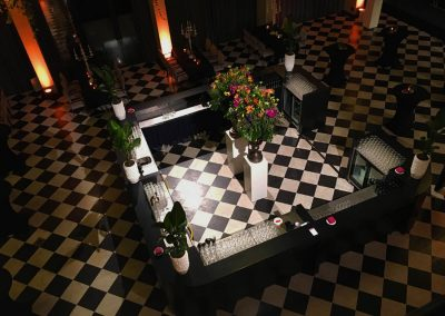 3b - Krasnapolski - Amsterdam - 2-nice - Eventstyling - UVA - NH Hotel Group - Chique Diner
