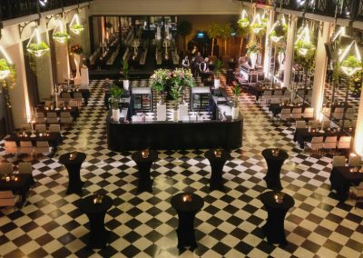 5 - Krasnapolski - Amsterdam - 2-nice - Eventstyling - UVA - NH Hotel Group - Chique Diner