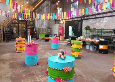 8 Metaal Kathedraal - Utrecht - WVS Congres - Congrestival - 2-nice - Eventstyling - Festival - Parade - Decoratie - Styling