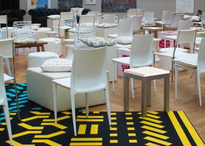 10 - Den Haag - Catering Meesters - Pulchri Studio - Nieuwe Huisstijl - Tentoonstelling - Presentatie - Styling