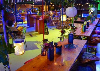 12 - 2-nice - Eventstyling - Midden Nederland Hallen - Barnevald - Starlive.nl - Food Festival - Decoratie - Styling