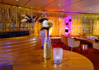 15 - 2-nice - Event Styling - Aethon - Jubileum - Feest - Great Gatsby - SS Rotterdam