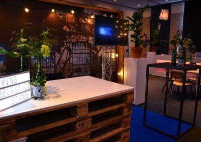 16 - 2-nice - Eventstyling - Papendal - Arnhem - VNG Belastingconferentie 2018 - Naar een duurzaam belastingklimaat - Groen - Recycle - Concept op maat