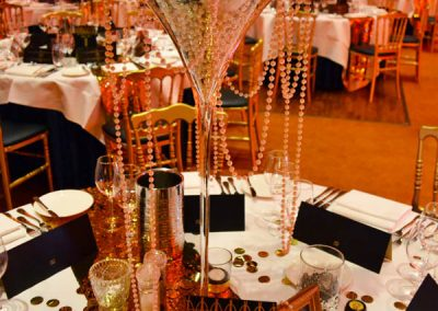3 - 2-nice - Event Styling - Aethon - Jubileum - Diner - Great Gatsby - SS Rotterdam