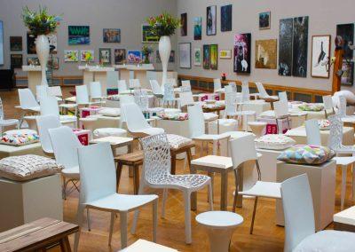 4 - Den Haag - Catering Meesters - Pulchri Studio - Nieuwe Huisstijl - Tentoonstelling - Presentatie - Styling