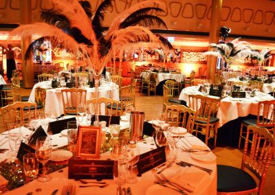 6 - 2-nice - Event Styling - Aethon - Jubileum - Diner - Great Gatsby - SS Rotterdam