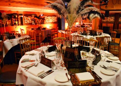8 - 2-nice - Event Styling - Aethon - Jubileum - Diner - Great Gatsby - SS Rotterdam