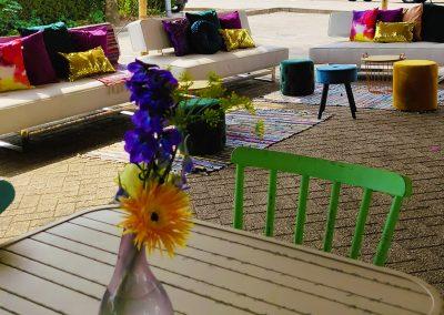 6 Bovag Summer Garden