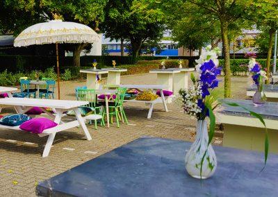8 Bovag Summer Garden
