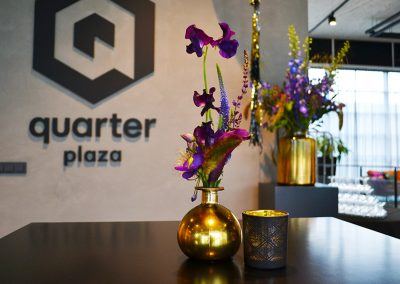 8 Quarter Offices Grand Opening