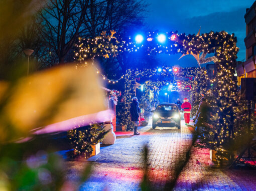 Pop-Up Borrel Christmas Drive Thru
