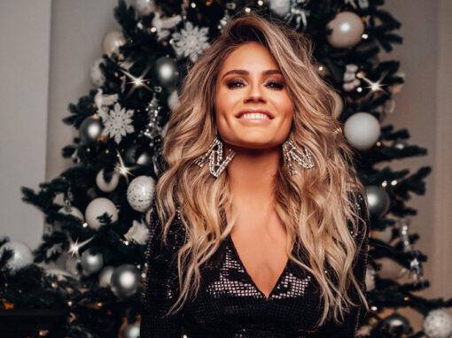 Grazia kerst fotoshoot met Nikkie Plessen
